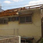 屋根に関する面白いマンガ発見! 台風でリアルになることも?