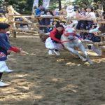令和元年最初の「高浜おまんと祭り」が開催されましたよ 二池町の氏子委員として「デ」から「ヒケ」までしっかりと参加しました その4