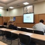 太陽光発電の今後についての講演会に参加しました
