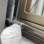 アルミサッシ本体からの雨漏り 調査は難解、でも修理は簡単!【愛知県安城市】
