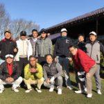 同年会で今年度最終のゴルフコンペでした (^o^)/