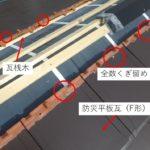 新築は、高耐久な瓦屋根(防災瓦・ガイドライン工法)で安全安心です!【愛知県半田市】