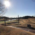 同年とゴルフです・・・暖かい日で楽しかったです(^o^)/