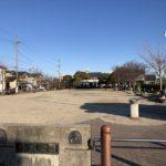 外淵公園清掃です・・・風が強くて寒いです (+o+)