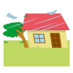 ラバーロック・瓦屋根台風被害と古い瓦屋根の耐風対策を紹介します!