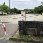 6月の公園清掃活動は二回とも雨で中止となりました・・・(+o+)