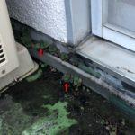 ここまで雨漏りを放置してはダメ!DIY・応急処置では無理ですよ。【愛知県豊橋市】