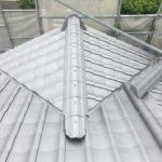 日本瓦屋根の葺き替え 旧工法をガイドライン工法で耐震・耐風仕様【愛知県名古屋市】
