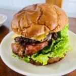 前から気になっていたハンバーガーショップBR BURGERに行ってみたよ (^o^)/