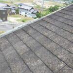 空き家・屋根からの雨漏り 安価な応急処置を実施 【愛知県豊田市】