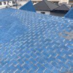RC造アスファルトシングル屋根からの雨漏り 瓦屋根で葺き替え修理 【愛知県名古屋市】