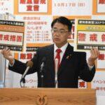 10月18日より愛知県も「厳重警戒措置」が解除され「警戒領域」となりましたよ